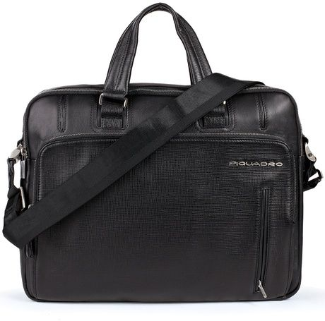 4097c55d2cfa Piquadro Bag Black - Lyst