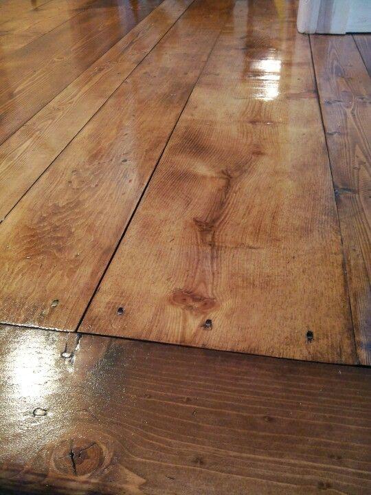 Waterlox Pine Floor Floors Mosaics Amp Tiles In 2019
