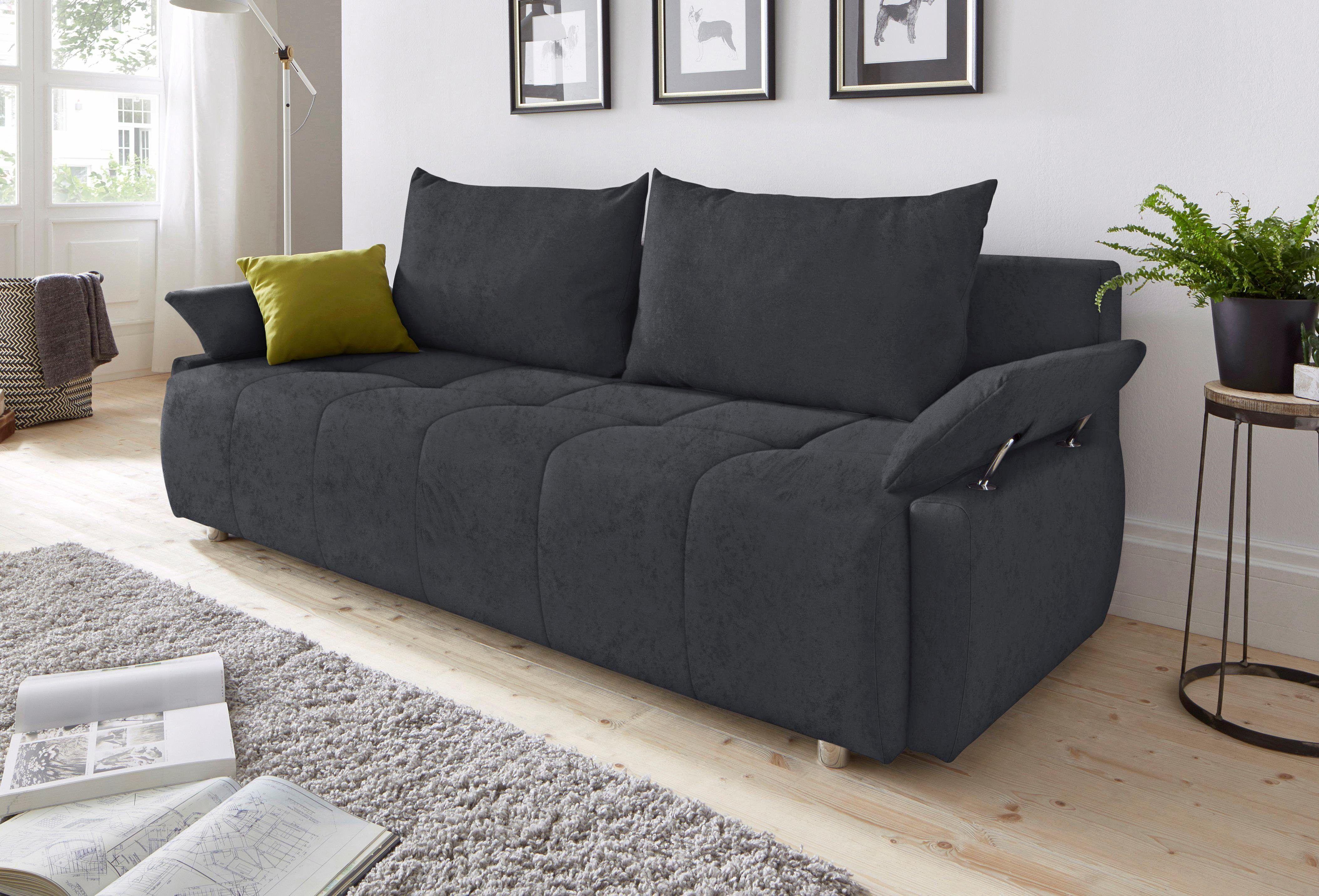 Schlafsofas Fur Zusatzlichen Komfort Fur Tag Und Nacht Sofa