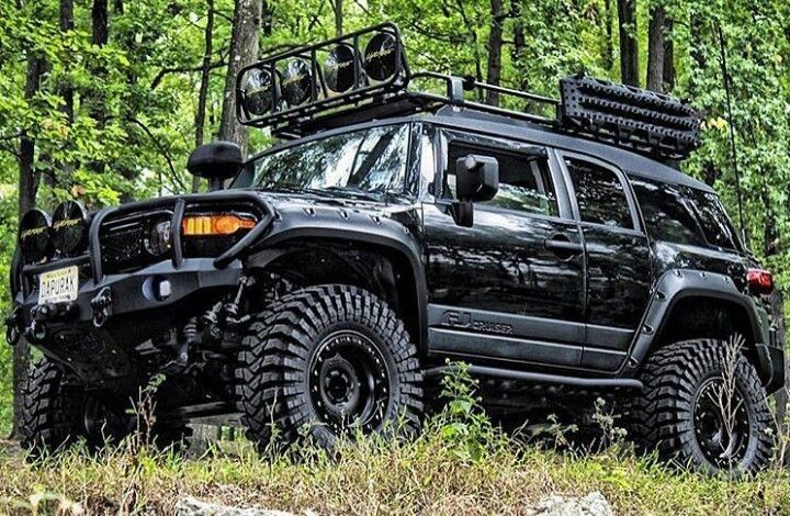 Pin by Soy on Lifted Toyotas Toyota fj cruiser, Fj