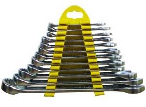 Stanley 70964E 12-Piece Combination Spanner Set At Rs.375