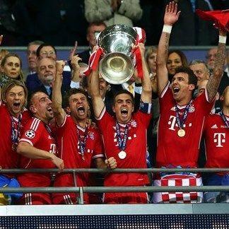Bayern muenchen champion of uefa champions league 2013 bayern muenchen champion of uefa champions league 2013 voltagebd Images