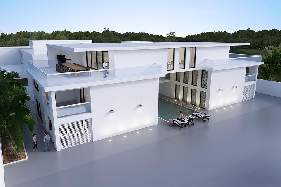 Villa paramaribo by designa interieur architectuur bna bt