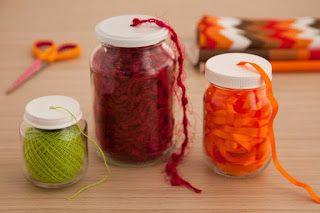Antenada&Reciclada: Reutilizar potinho, parte II