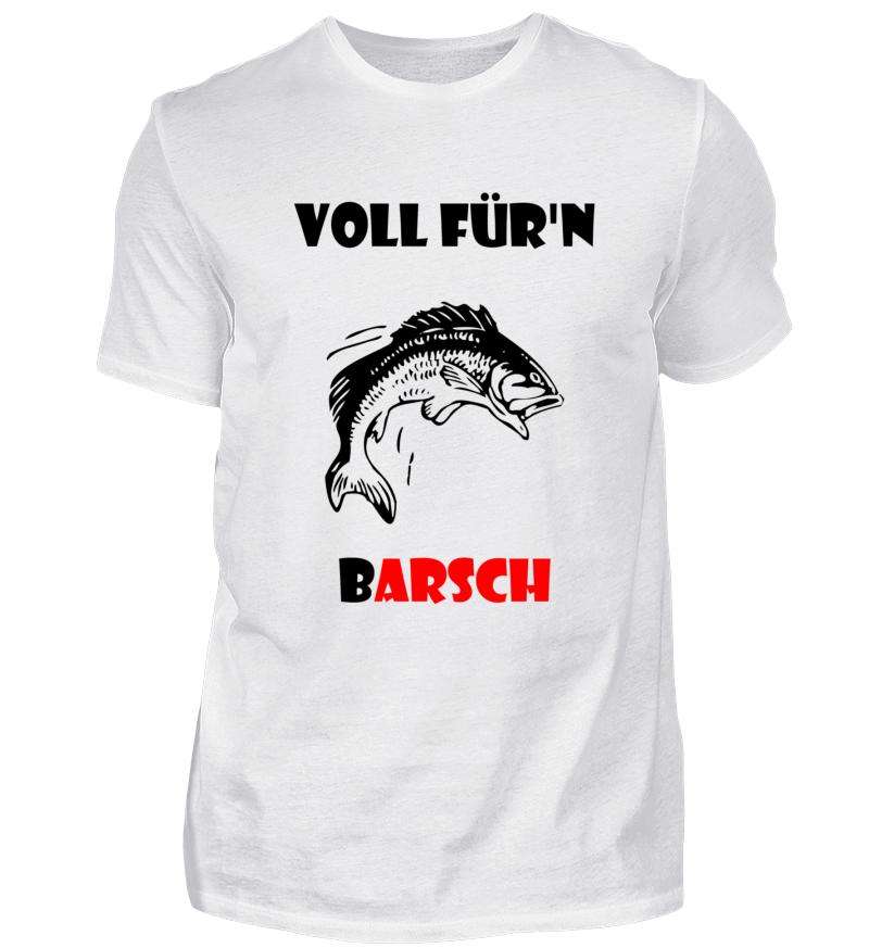 Hemden & T-Shirts Angelsport Cooles Angel Fun T-Shirt Petri Heil bedruckt Fischen  Angeln   Fishing