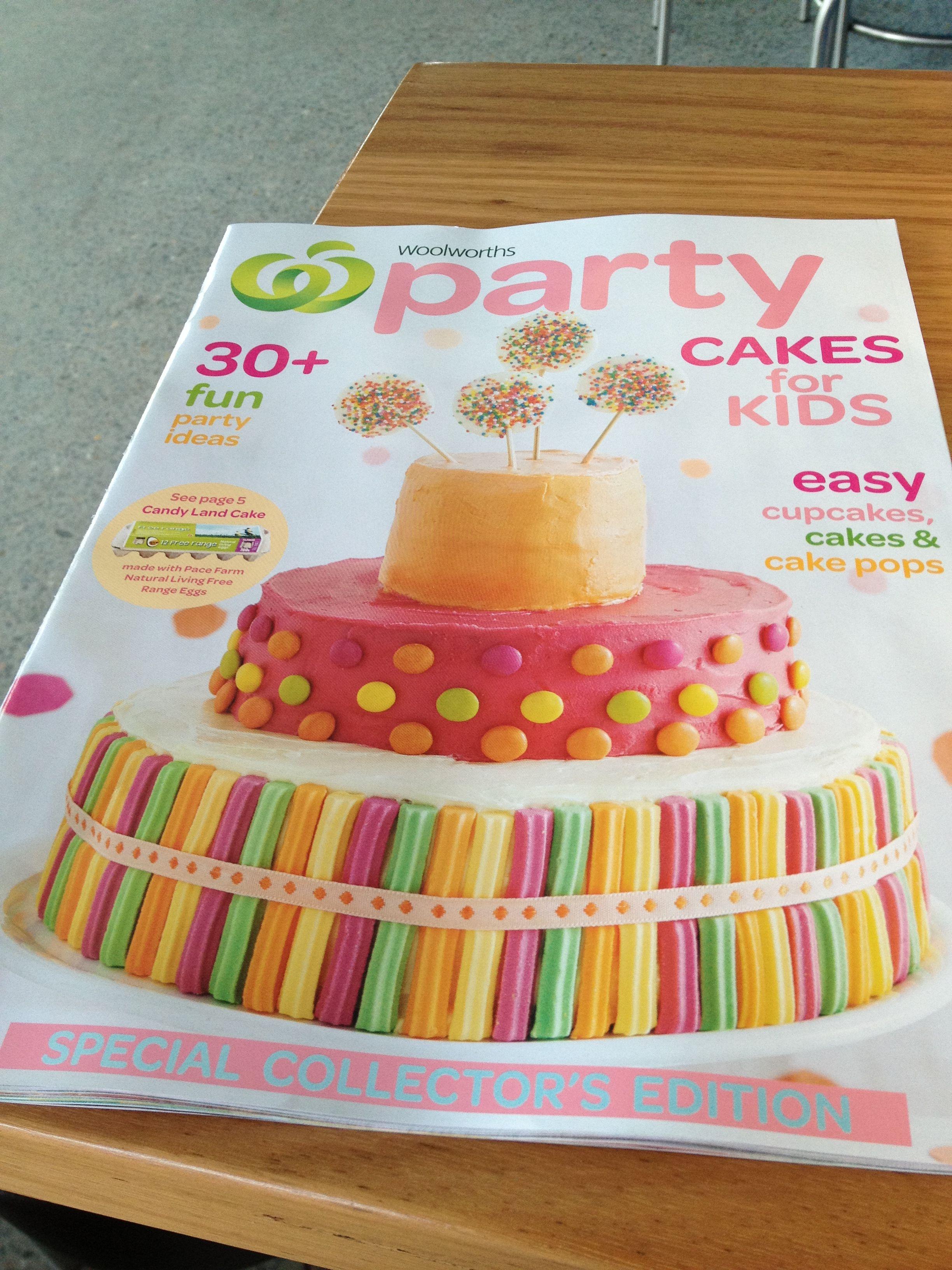 My birthday cake next year