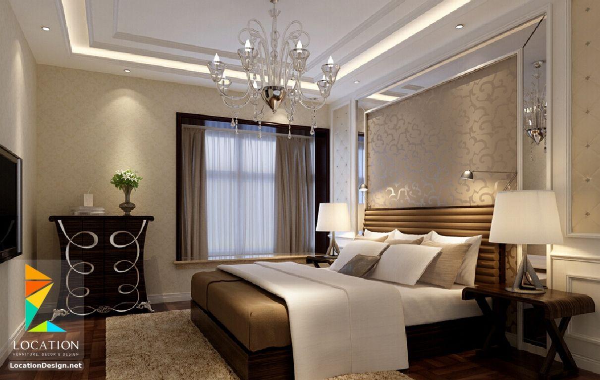 غرف نوم حديثه من اجمل ديكورات غرف النوم الرئيسية لوكشين ديزين نت Home Decor Home Decor