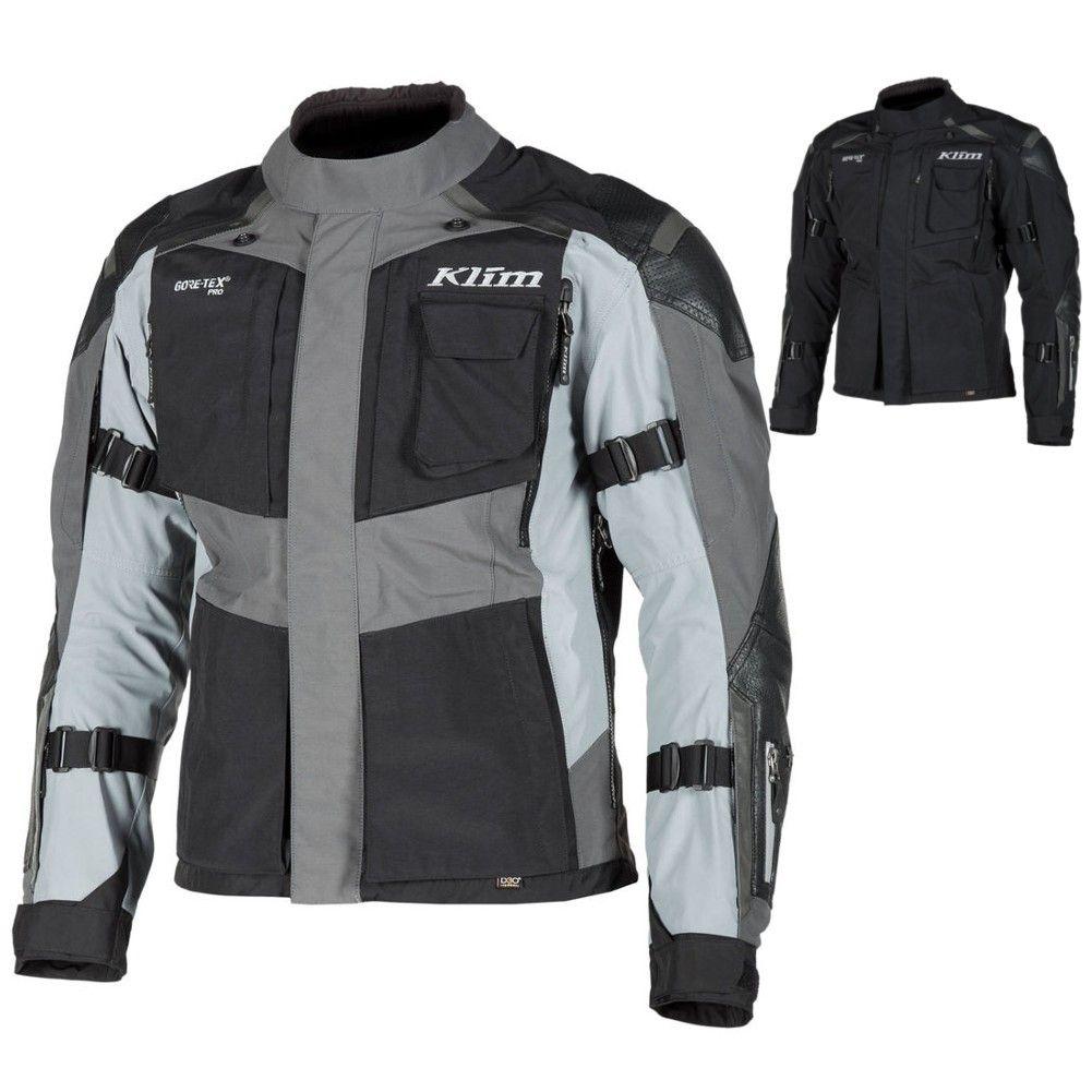 1248f0553d Klim Touring Series Kodiak D Size Mens Motorcycle Street Cruising Riding  Jackets