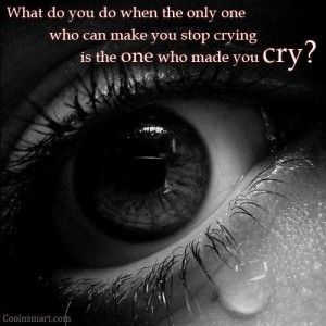 Sad Quotes That Make You Cry (20) | meme | Pinterest ...