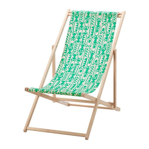 MYSINGSÖ Beach chair - green - IKEA Ikea Pinterest Sillas de - sillas de playa