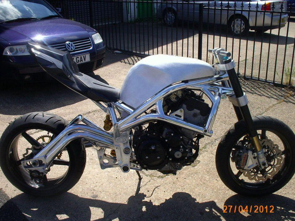 Motorcycle Modifications Nottingham Motorbike Frame Repairs