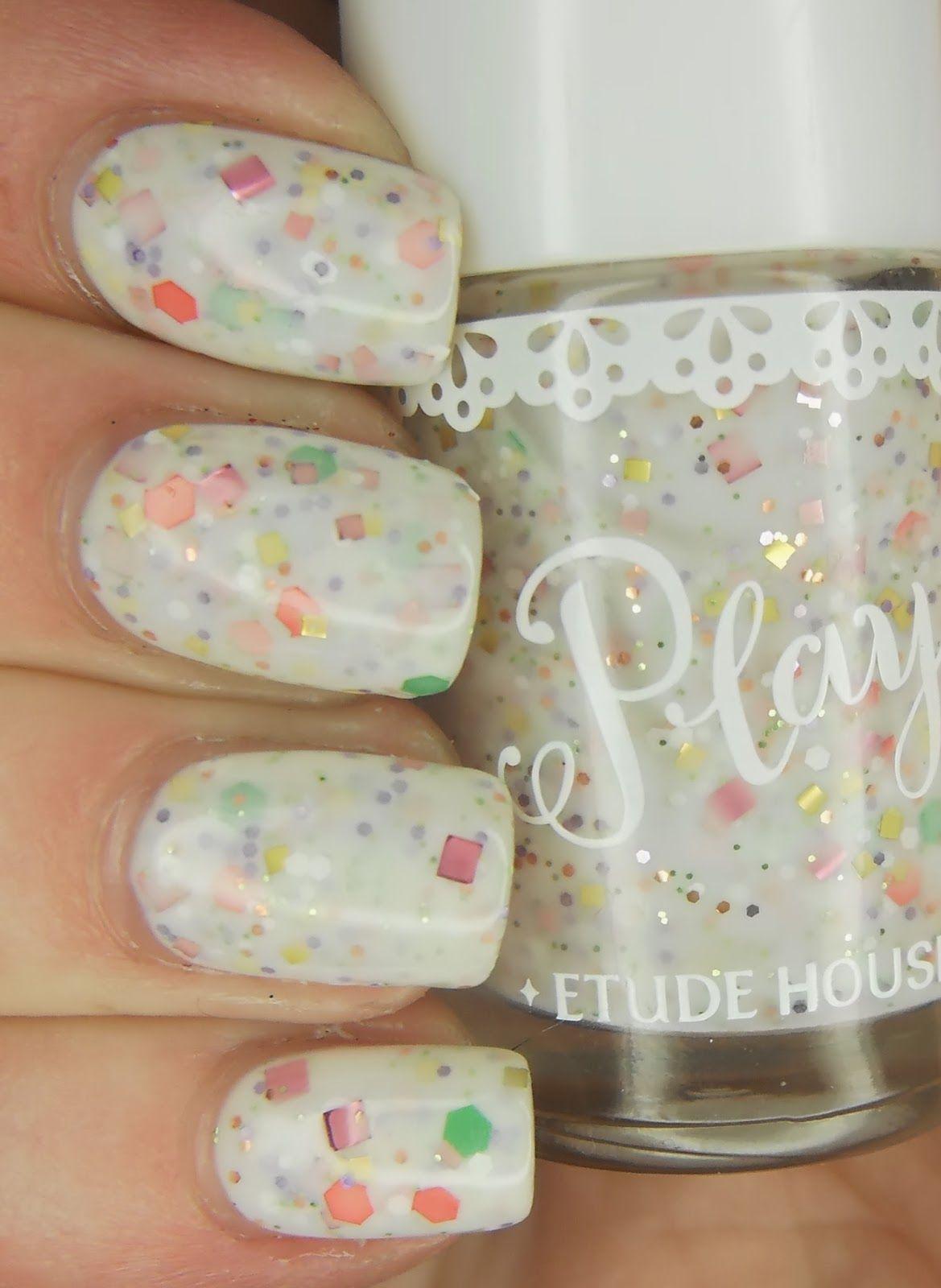 Etude House Play Nail, #130 | polish || wishlist | Pinterest | Etude ...