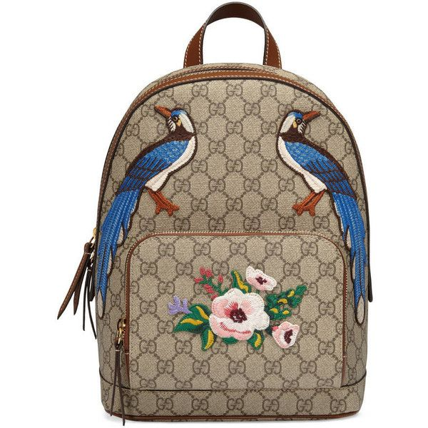 80749d7ac52e Gucci Exclusive Gg Supreme Backpack ( 1