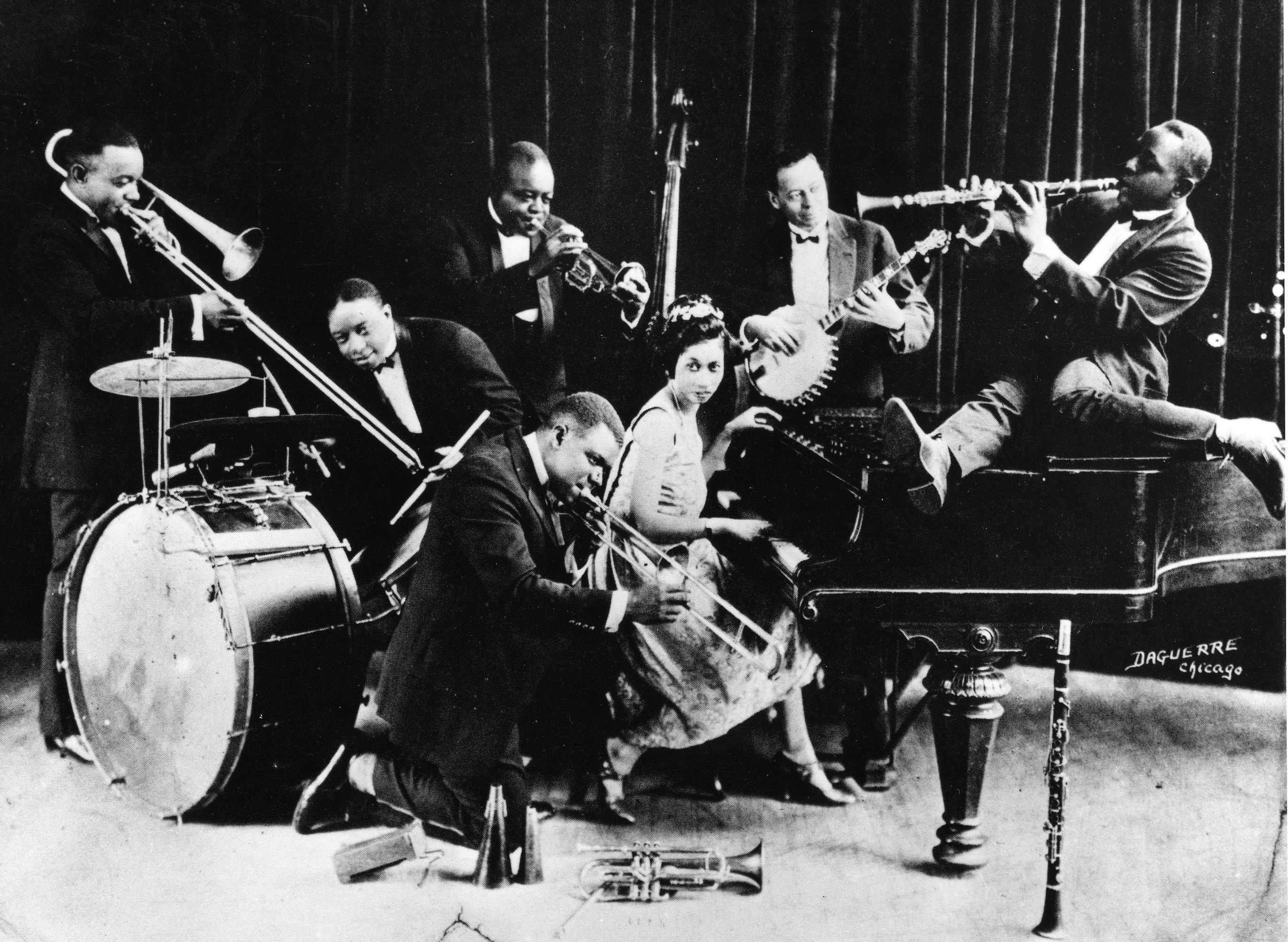 The 10 best jazz musicians | Culture | The Guardian