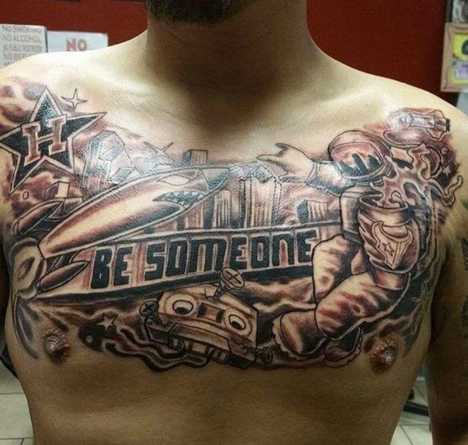 Houston tattoos image by Kamilah Singleton on Tattoos