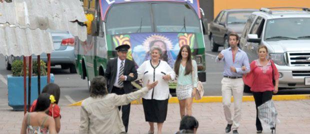 'Qué pobres tan ricos' en Xochimilco