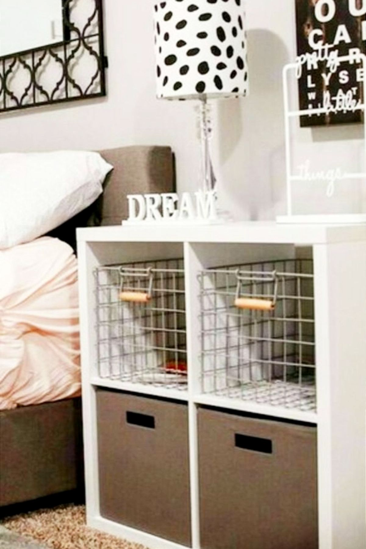 Small Bedroom Storage Hacks Clever Storage Ideas For Small Bedrooms Decluttering Your Life Small Bedroom Storage Small Room Organization Bedroom Storage