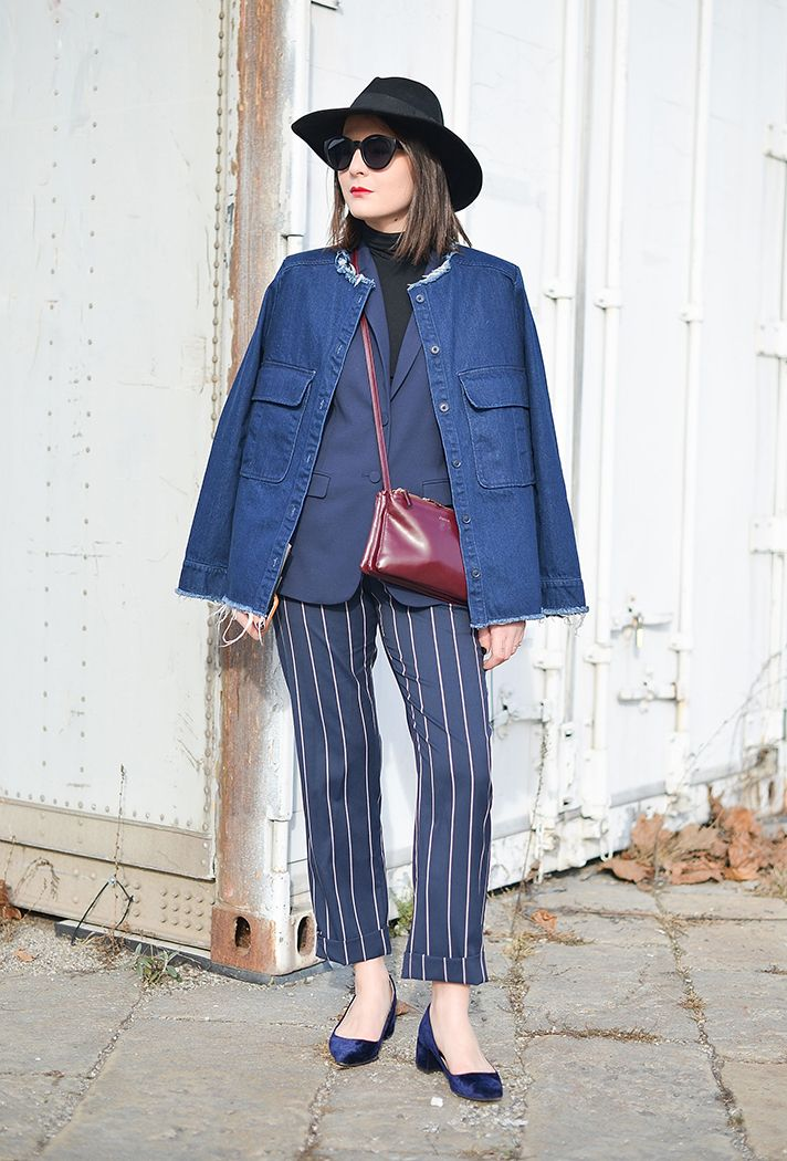 How to Layer Jackets: 15 Outfit Ideas | StyleCaster