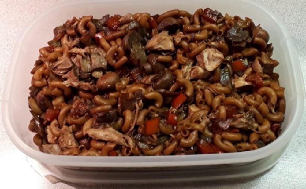 Recette Nouilles Chinoises Au Poulet De Maman Asian Recipes Chicken Dinner Pasta Recipes