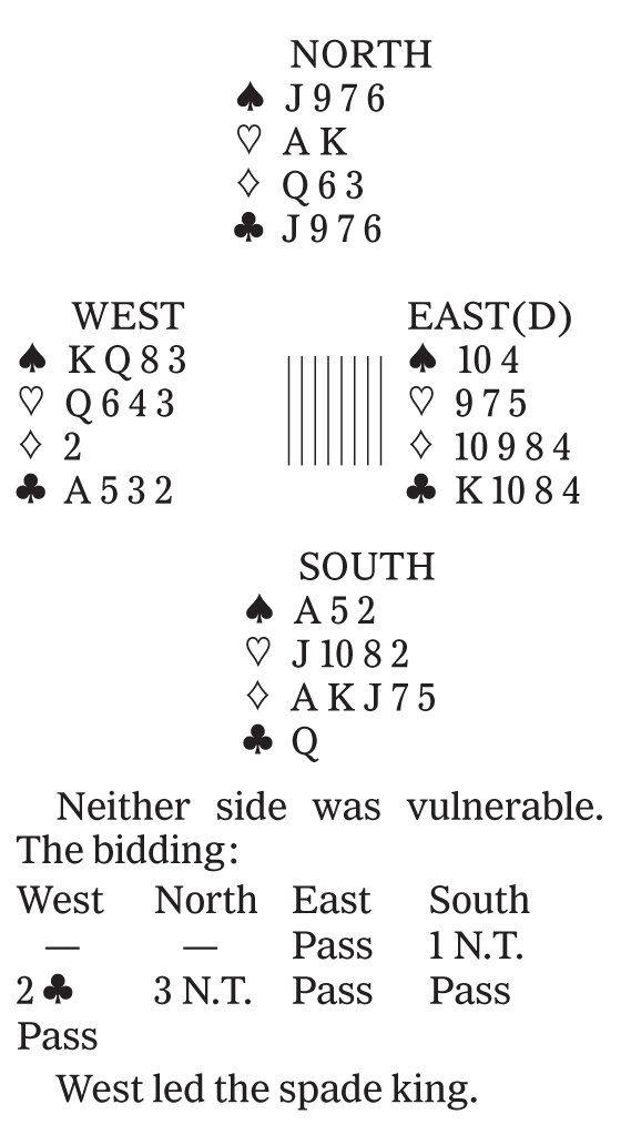 A Bridge Deal From The Vanderbilt Knockout Teams Bridge Card Game Bridge Card Card Games