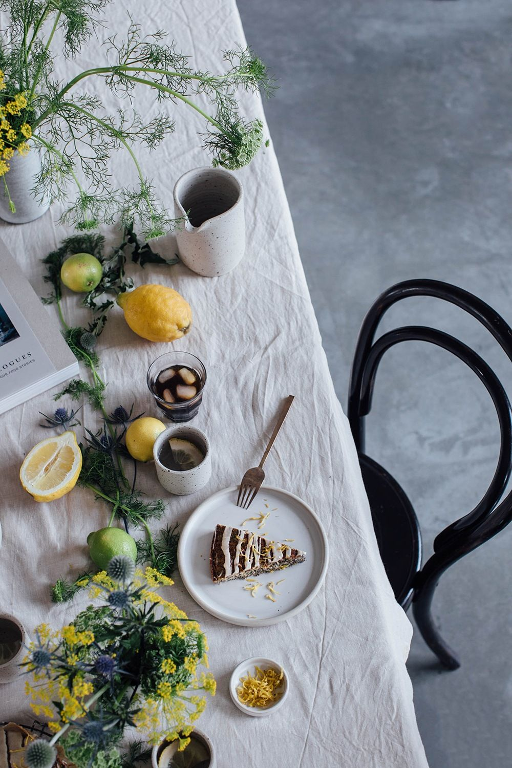 Dialogues th Book / Our Food Stories X Frama Cph