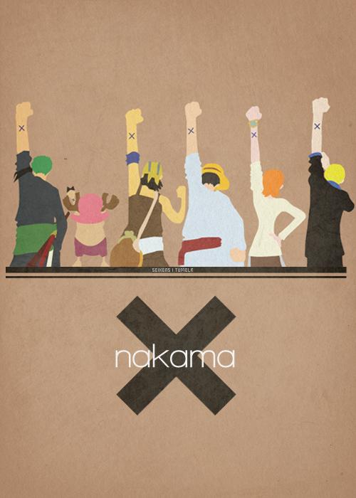 Nakama Animes Wallpapers Tatuagens De Anime Mangá One Piece