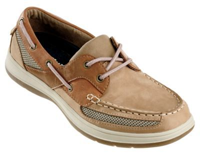 World Wide Sportsman Nantucket Iii Boat Shoe For Men - Tan Biege ...