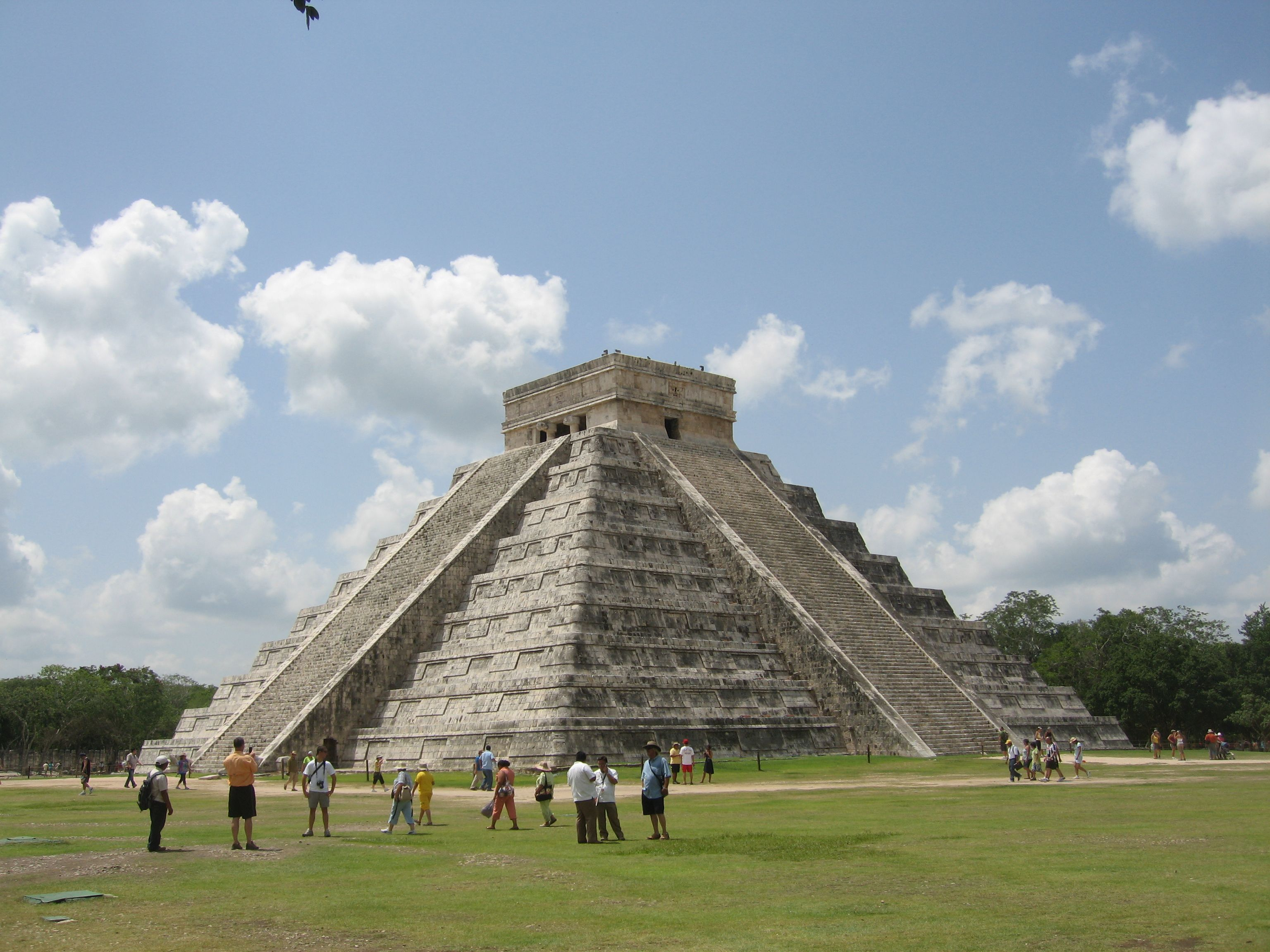 Chichen Itza World Heritage Site National Geographic