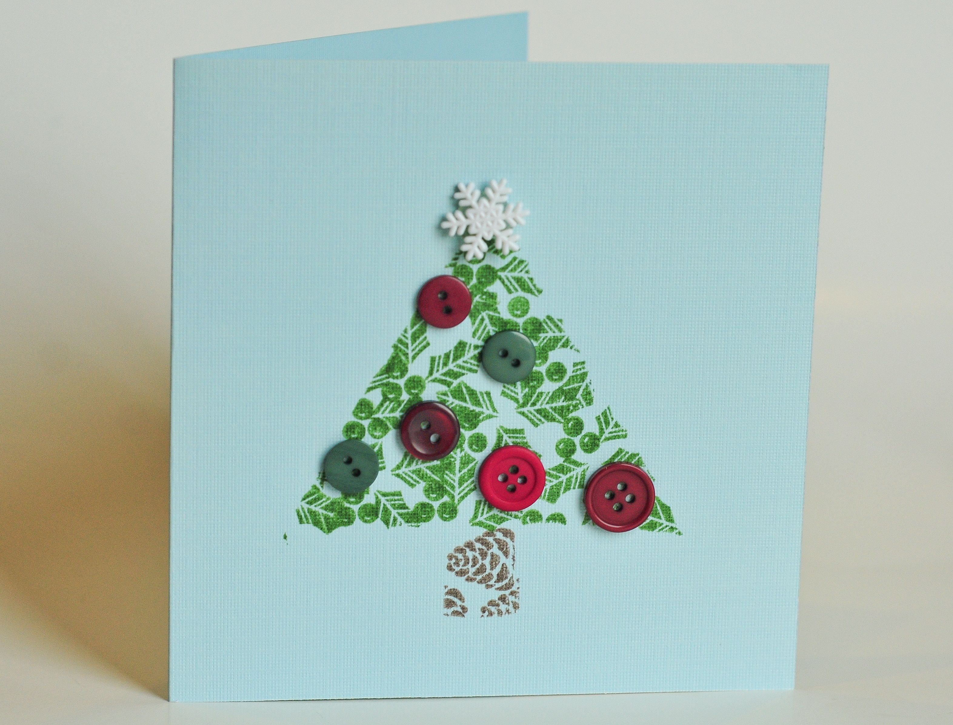 Christmas Craft Ideas For Young Children Part - 48: Christmas Cards, Kid Christmas Craft, Make It Pretty Wednesdays