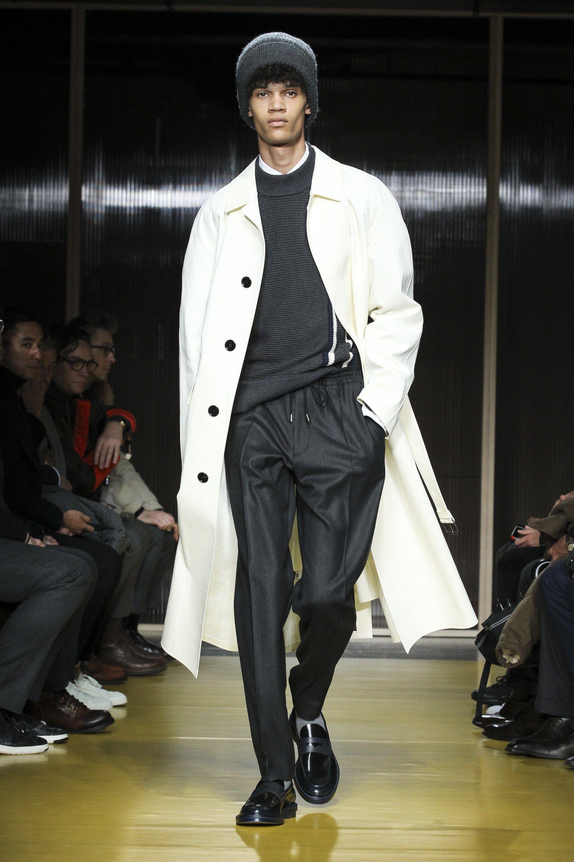 Boss Fall 2018 Menswear Fashion Show Preppy Mens Fashion Mens Fashion Fall Mens Fashion Casual