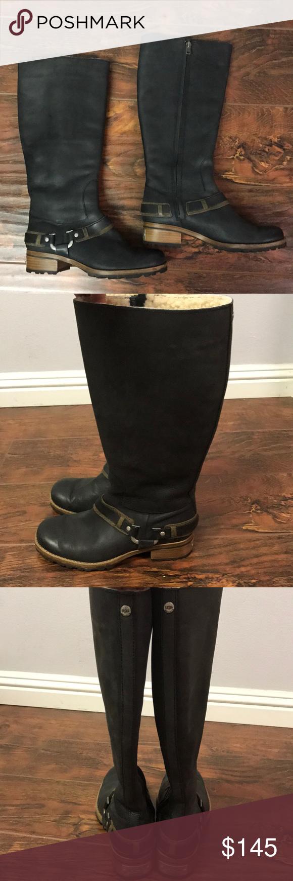 0a0481eb568 Ugg Australia boots Ugg Australia Liberty boot s/n 5509. Only worn ...