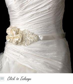 Wedding Sash Wedding Dress Belt Beaded Wedding Dress Belt Wedding Dress Sash Belt