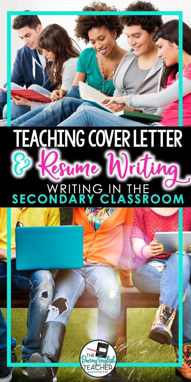Teaching resume - English teacher high school - Teaching ...