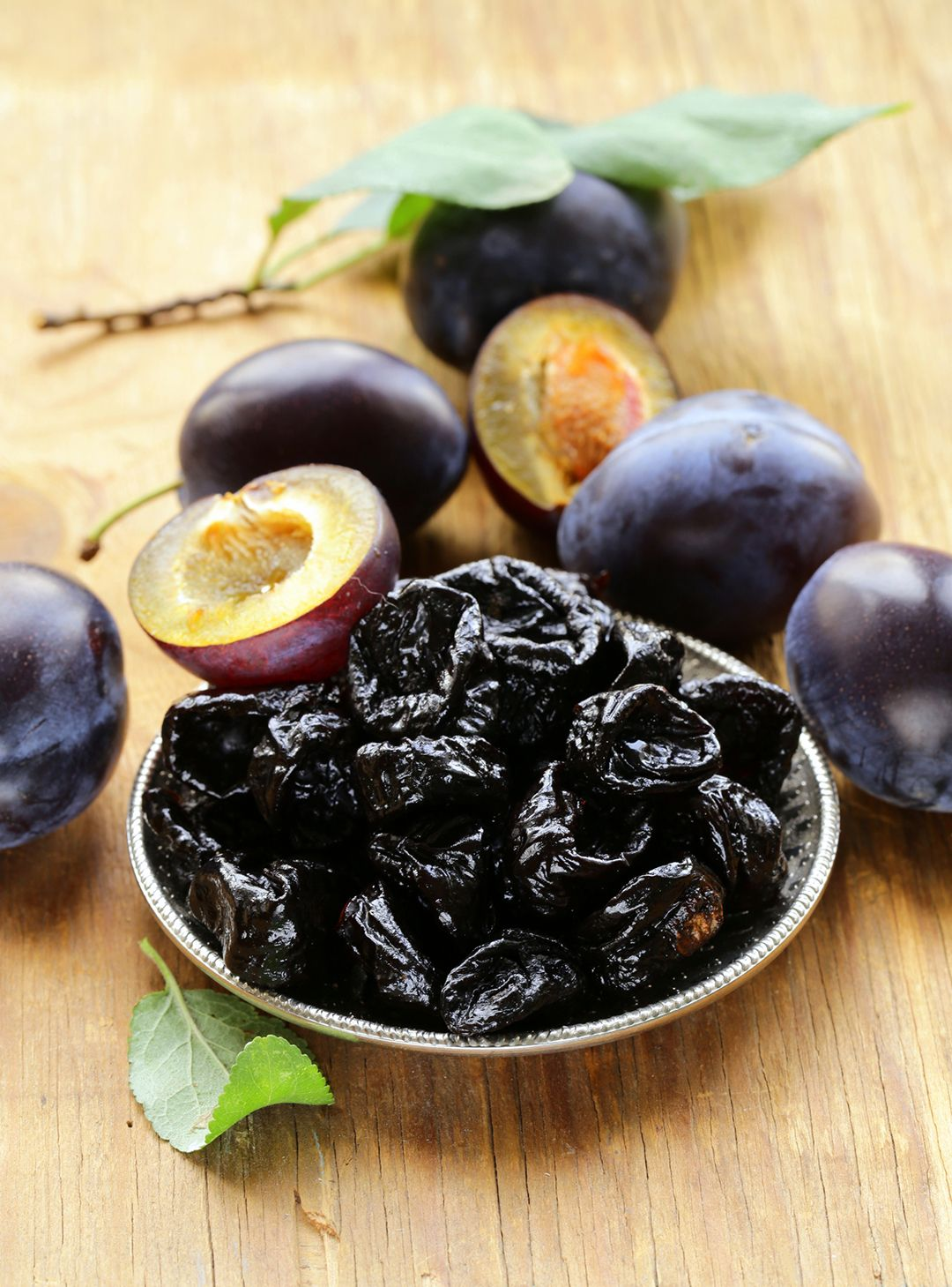 Healthy living tip prunes are a great source of dietary
