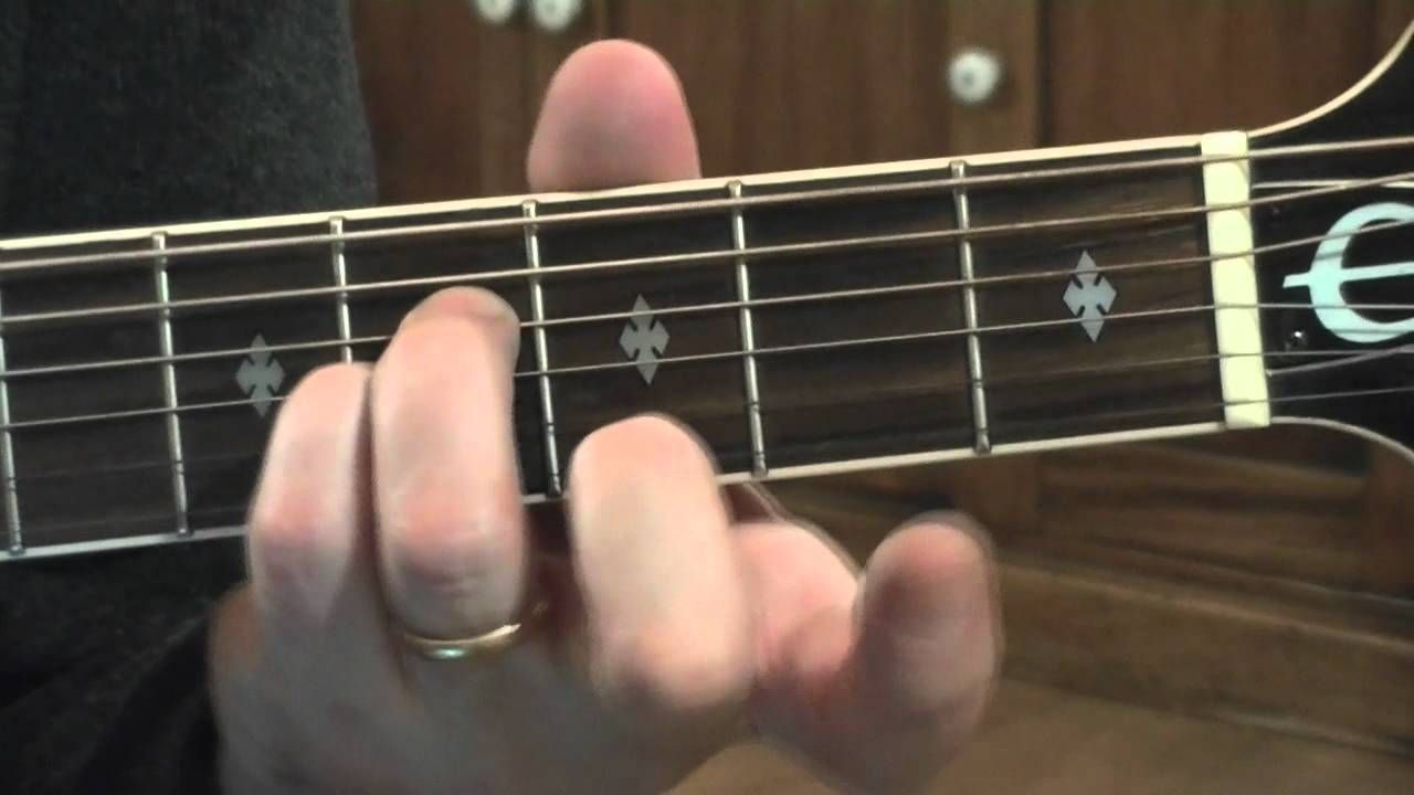 How to play the b minor chord guitar pinterest learning how to play the b minor chord hexwebz Images