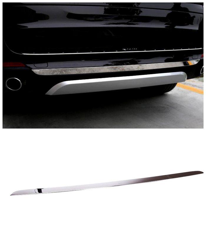 bmw x5 f15 rear bumper removal