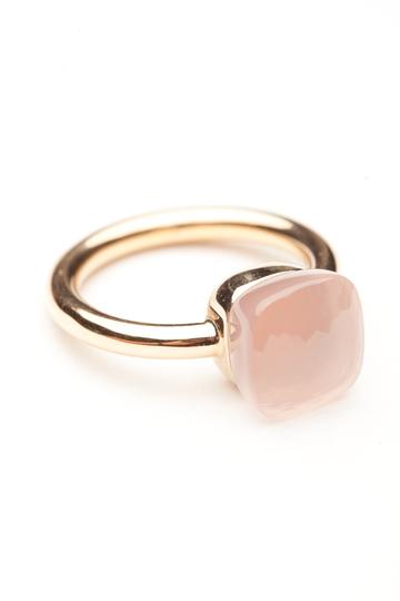 198d42ae3ead Pomellato Rose Quartz Nudo Ring by Pomellato from Amanda Pinson Jewelry