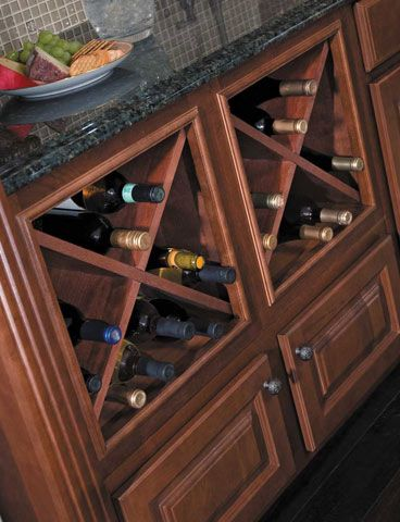 Base Wine Rack Cabinet A Place For Everything