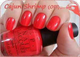 opi-cajan shrimp...great color year round