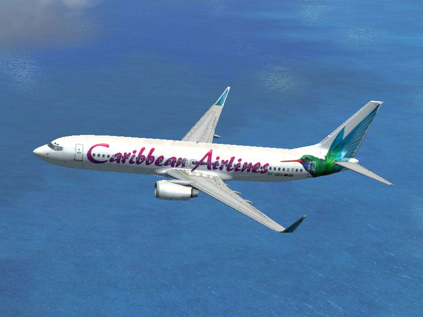 airlines | Caribbean Airlines Boeing 737-800 Update for FSX