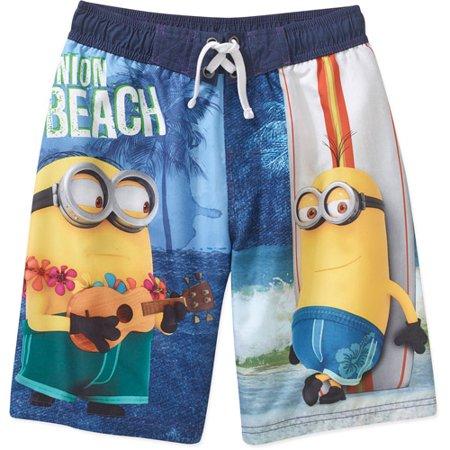 cad5caba18 Despicable Me Boys Swimwear, Blue   Products   Boys swimwear ...