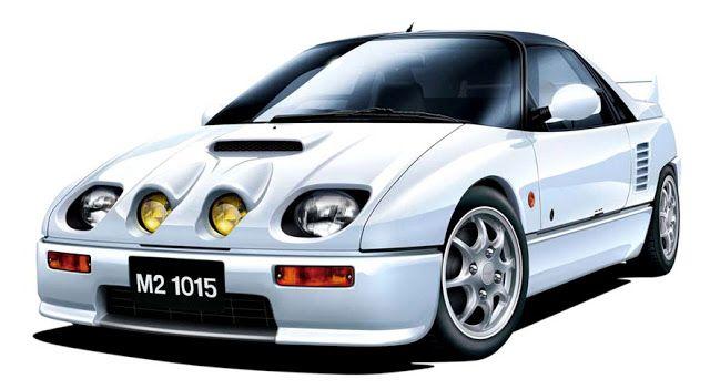 Roadster-NC.com: Autozam AZ-1
