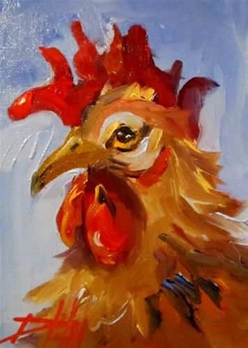 """Red Rooster"" - Delilah Smith"