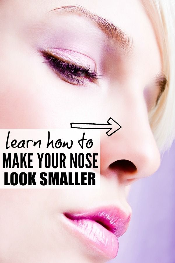 How to contour your nose properly | The shape, Pain d'epices and ...