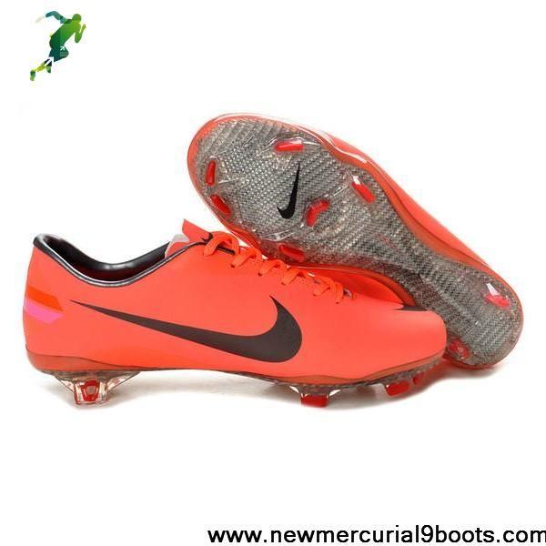 9cf330748097 Latest Listing Cheap Nike Mercurial Vapor VIII FG Mango Black Cristiano  Ronaldo Soccer Shoes