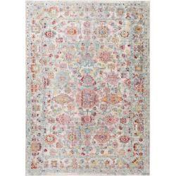 benuta rug Visconti multicolor / gray 80x150 cm - vintage rug in used look benuta#80x150 #benuta #gray #multicolor #rug #vintage #visconti