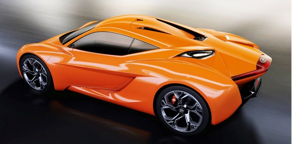 Ied Turin And Hyundai S Pocorto Sports Car Concept