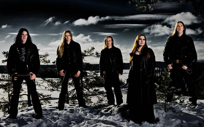Lataa kuva Dotma, Rock, musiikillinen rock-yhtye, Suvimarja Halmetoja, Aapo Lindberg, Harri Koskela, Leo Saarnisalo, sinfoninen power metal, Suomi