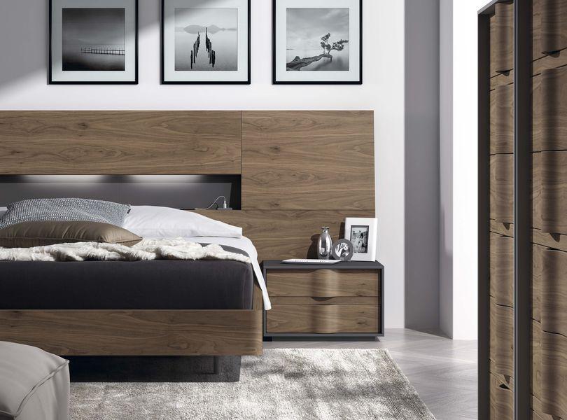 Detalle ambiente 02 dormitorio matrimonio dise o muebles for Muebles casal valencia
