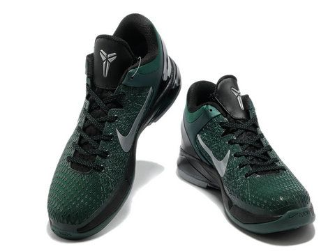 new concept 800cb 4ec65 Nike Zoom Kobe 7 TB Gorge Green Metallic Black Silver,Style  code 511371-003,This is a